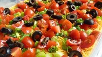Delicious and easy to make appetizer, courtesy of Paparone Insurance.